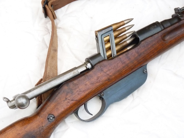 Deactivated Austro Hungarian Steyr M95 Carbine Sold